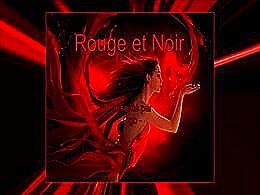 diaporama pps Rouge et noir