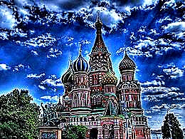 diaporama pps Saint Basil's cathedral russia