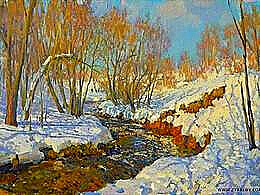 diaporama pps Saisons en peinture – Zyablov Yaroslav