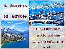 diaporama pps A travers la Savoie