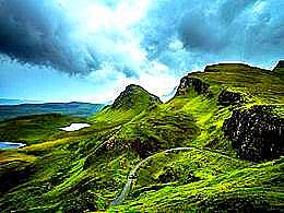 diaporama pps Skye island scotland