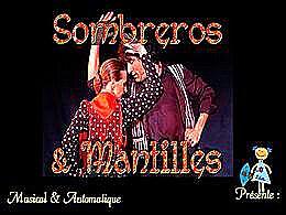 diaporama pps Sombrero et Mantilles – Anaïs