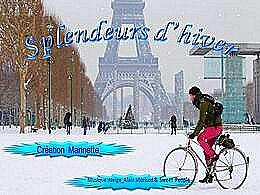 diaporama pps Splendeurs d'hiver
