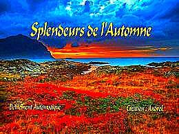 diaporama pps Splendeurs de l'automne