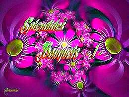 diaporama pps Splendides bouquets I