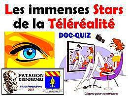 diaporama pps Stars de la télé réalité