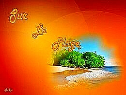 diaporama pps Sur la plage