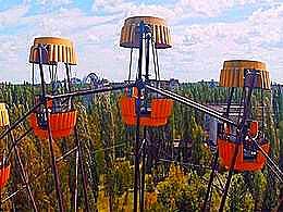 diaporama pps Tchernobyl la ville fantôme