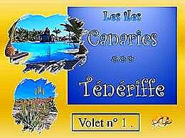 diaporama pps Tenerife – Ile des Canaries