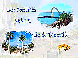 diaporama pps Tenerife 4 – Ile des Canaries