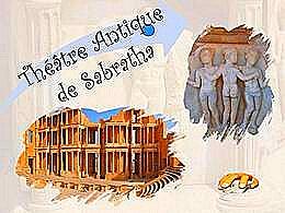 diaporama pps Théâtre antique de Sabratha – Libye