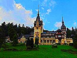 diaporama pps Château de Peleș – Sinaia
