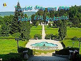diaporama pps Palais d'été de Brukenthal