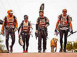 diaporama pps Très belle histoire entre un team sportif et un chien errant