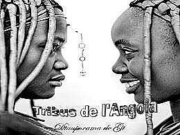 diaporama pps Tribus de l'Angola