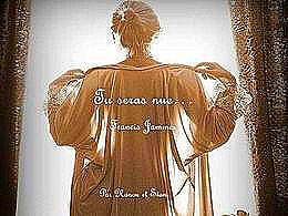 diaporama pps Tu seras nue – Francis Jammes