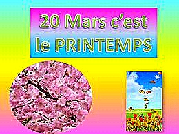 diaporama pps Un air de printemps