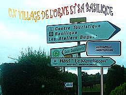 diaporama pps Un village de l'Orne et sa basilique