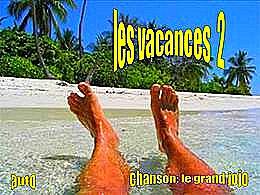 diaporama pps Vacances 2