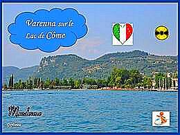 diaporama pps Varenna sur le lac de Côme