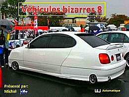 diaporama pps Véhicules bizarres 8