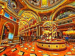 diaporama pps Venetian macao china