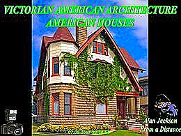 diaporama pps Victorian american arhitecture american houses