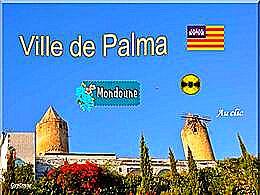 diaporama pps Ville de Palma