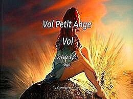 diaporama pps Vole petit ange vole