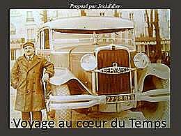 diaporama pps Voyage au cœur du temps