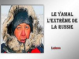diaporama pps Yamal l'extrême de la Russie arctique