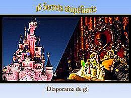 diaporama pps 16 secrets stupéfiants