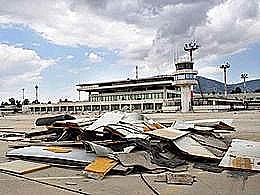 diaporama pps Aéroport abandonné d'Athènes