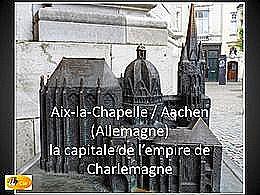 diaporama pps Aix-la-Chapelle
