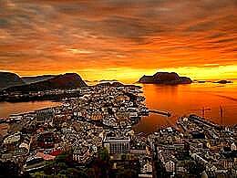 diaporama pps Ålesund Norway