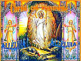 diaporama pps Alléluia Christ est ressuscité