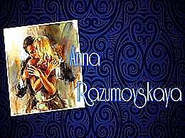 diaporama pps Anna Razumovskaya