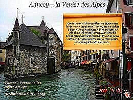 diaporama pps Annecy