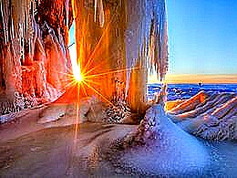 diaporama pps Apostle islands ice caves – USA