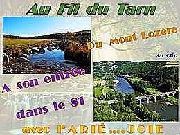 diaporama pps Au fil du Tarn