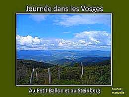 diaporama pps Au petit ballon – Haut-Rhin