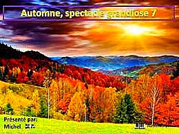 diaporama pps Automne spectacle grandiose 7