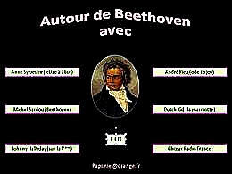diaporama pps Autour de Beethoven