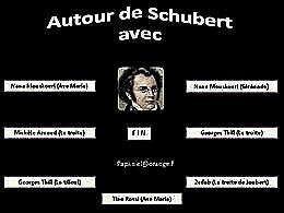 diaporama pps Autour de Schubert