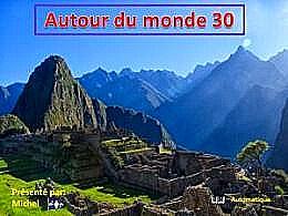 diaporama pps Autour du monde 30