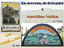 diaporama pps Aveyron 1 de Belcastel à Marcillac
