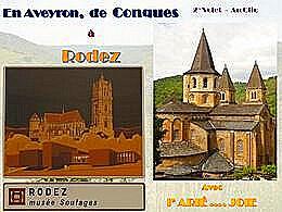 diaporama pps Aveyron 2 Conques à Rodez