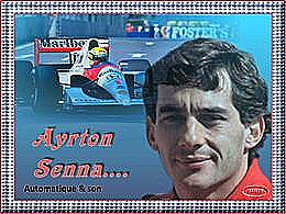 diaporama pps Ayrton Senna