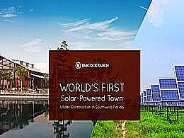 diaporama pps Babcock ranch la ville solaire de Floride