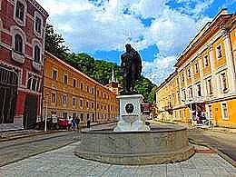 diaporama pps Les Bains d'Hercule – Roumanie